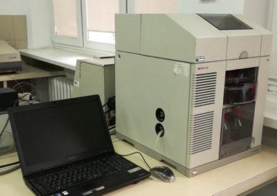 System do elektroforezy kapilarnej HP 1600X z detektorem spektrofotometrycznym